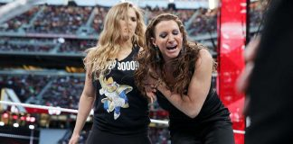 ronda rousey making no more wwe shows after wrestlemania 31