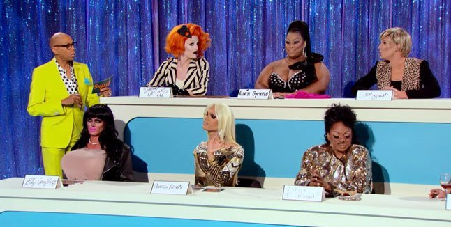 rupauls drag race season 7 snatch game 2015