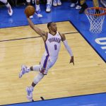 Russell Westbrook's Historic Season Ends With No Shot At NBA MVP