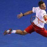 Stanislas Wawrinka at Australian Open