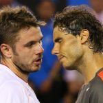 stan wawrinka with rafael nadal 2015