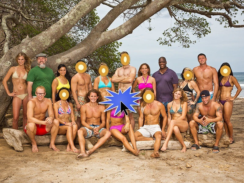 survivor cast images 2015 hali voted off