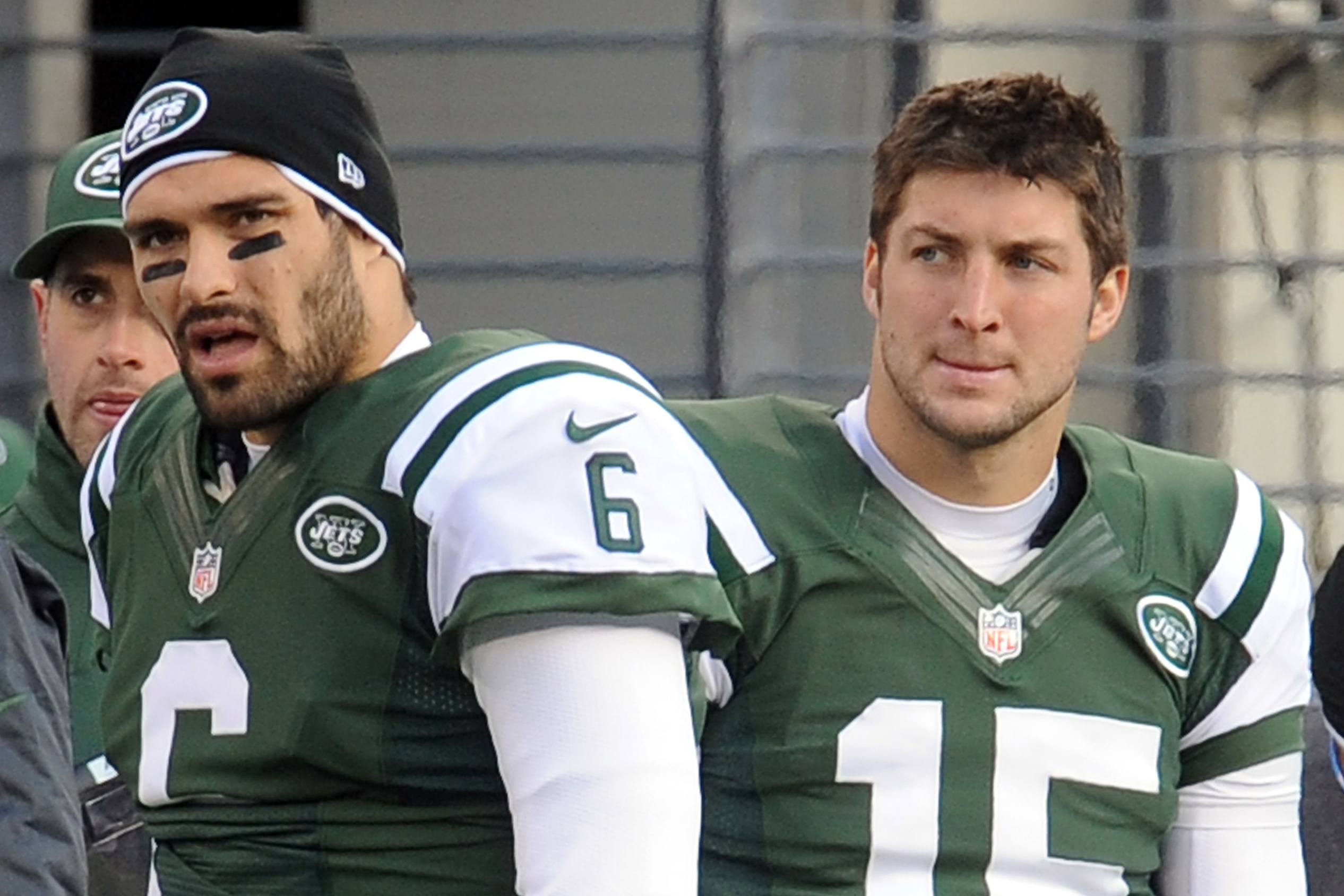 tim tebow not liking mark sanchez on philadelphia eagles