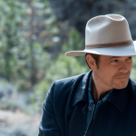 timothy olyphant as raylon on justified fugitive number one 2015