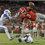 The Curious Draft Case of Georgia Running Back Todd Gurley