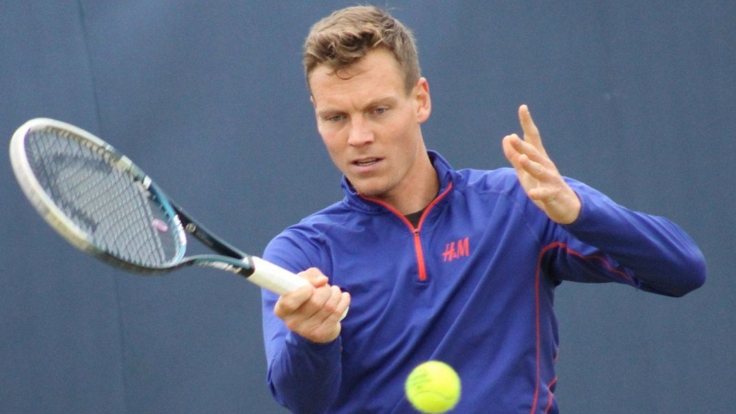 tomas berdych serving underachiever tennis 2015