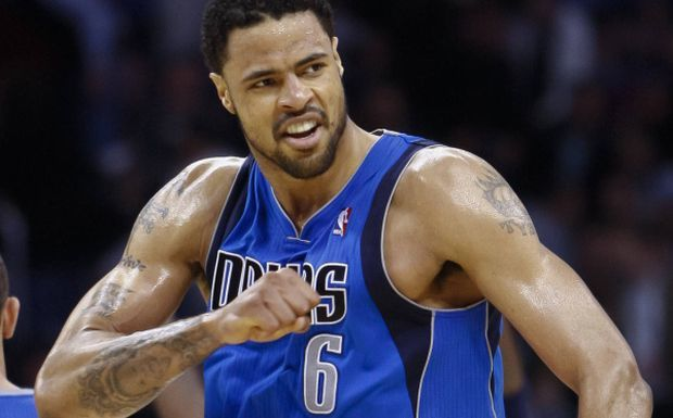 tyson chandler x factor for dallas mavericks vs houston rockets 2015