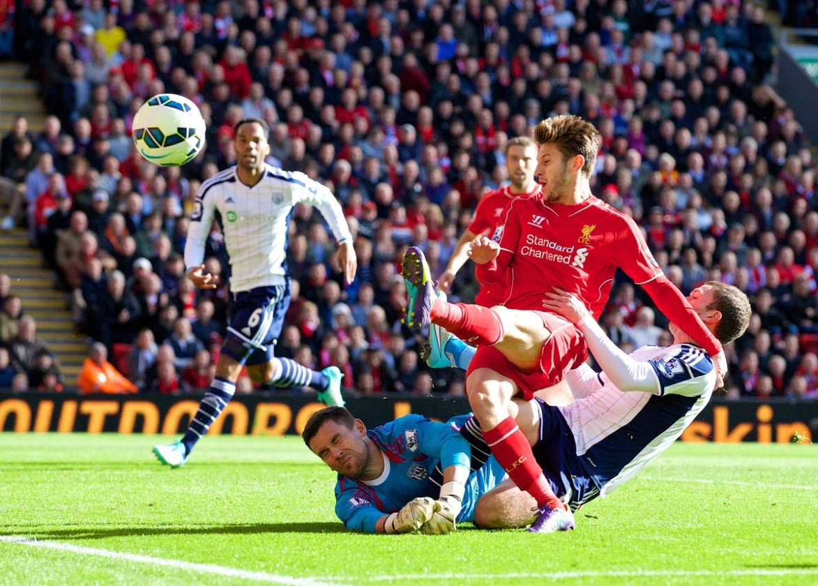west brom draws with liverpool premier league 2015