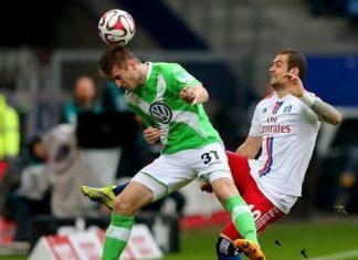 wolfsburg beats off hamburg for bundesliga 2015 soccer