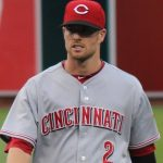 zack cozart hot top man for reds 2015 national league mlb