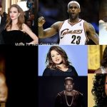 10 Most Inspirational Celebrities Of 2015
