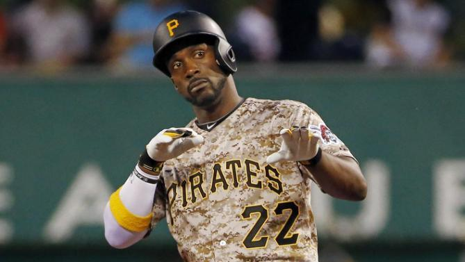 Andrew McCutchen pirates loser week national league mlb 2015