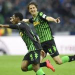 Borussia Monchengladbach bundesliga soccer winners 2015