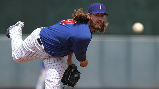 Brian Schlitter national league cubs loser mlb 2015