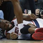 Atlanta Hawks: DeMarre Carroll Game 1 Injury against Cleveland Not Serious