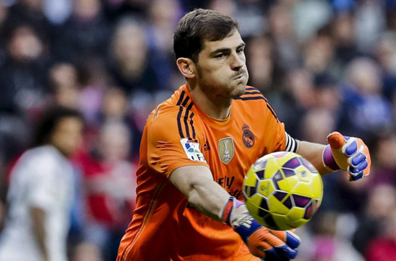 Iker Casillas la liga soccer biggest losers 2015