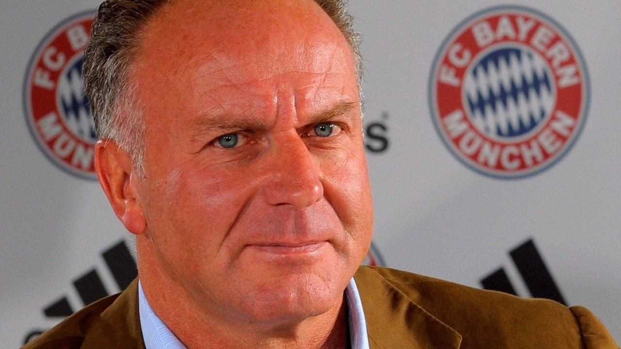 Karl-Heinz Rummenigge bayern munich bundesliga 2015