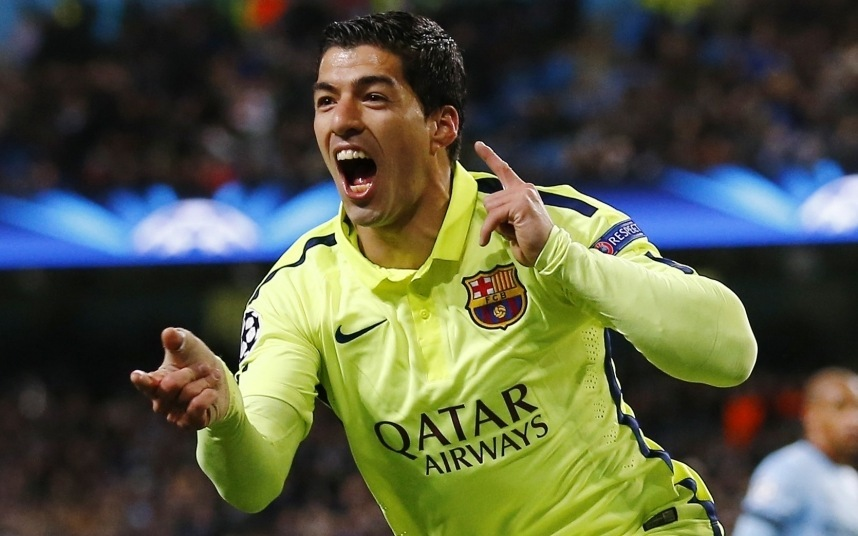 luis suarez la liga biggest soccer winner top man 2015 season