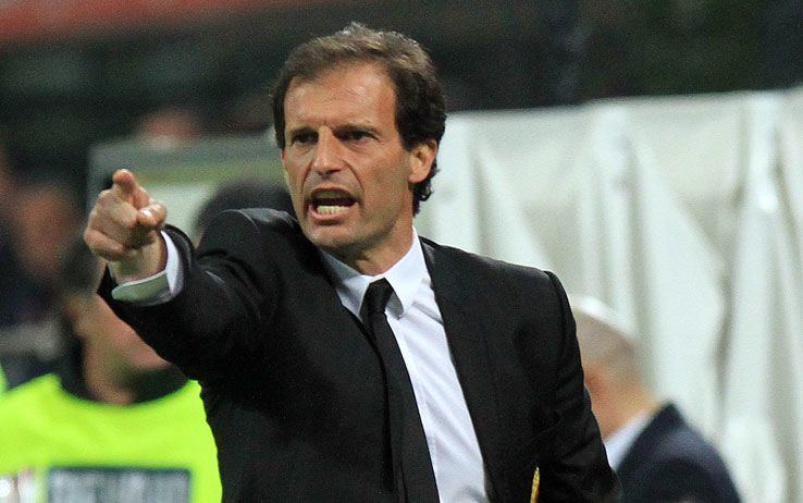 Massimiliano Allegri biggest serie a winners 2015