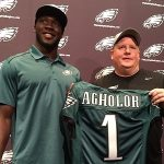 Nelson Agholor signed with eagles chip kelly 2015