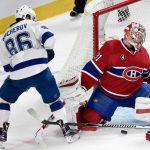 Nikita Kucherov wrist shot gives lightning game over canadiens stanley cup playoffs 2015