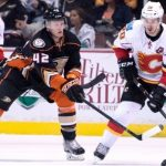 anaheim ducks beat calgary flames stanley cup playoffs 2015