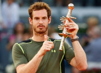 andy murray beats rafael nadal 2015 madrid open title