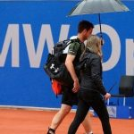 Rain Keeps Andy Murray's Munich Open Final At Bay