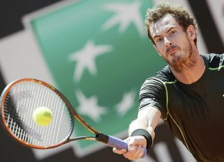 andy murray out of 2015 rome masters open