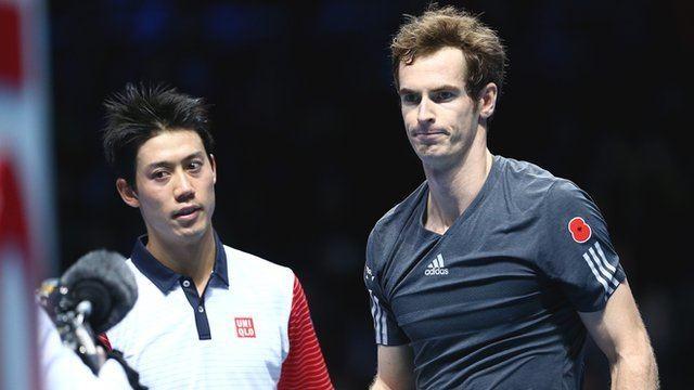 andy murray vs kei nishikori 2015 madrid open semi finals