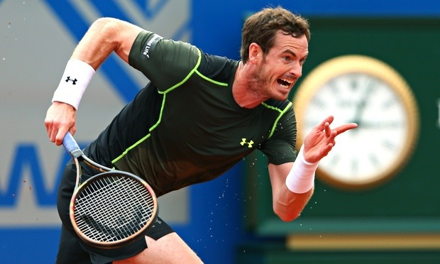 Andy Murray beats Mischa Zverev in Munich