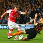 arsenal beats hull city premier league 2015