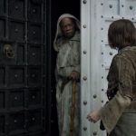 arya stark arrives at braavos game of thrones 2015
