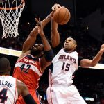 John Wall Not Enough As Washington Wizards Lose To Atlanta Hawks