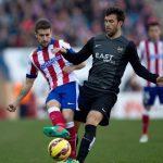 atletico madrid draws with levante la liga soccer 2015