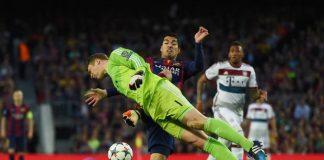 barcelona beats bayern munich champions league 2015