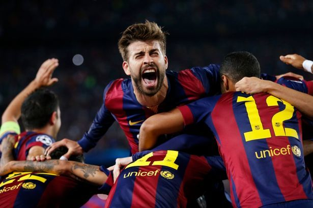 bayern munich bundesliga soccer winners 2015
