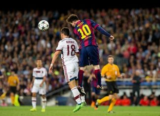 bayern munich vs fc barcelona champions league 2015