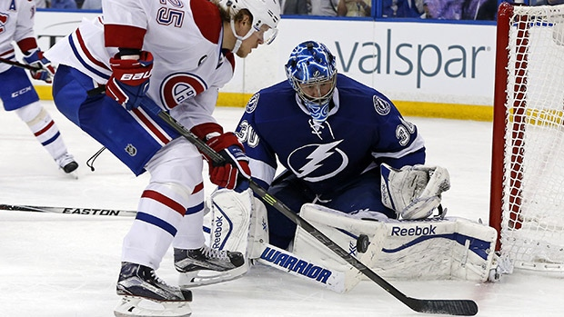 montreal canadiens beat tamba bay lightning game 4 stanley cup 2015