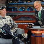 bill murray cake pop for david letterman 2015 gossip