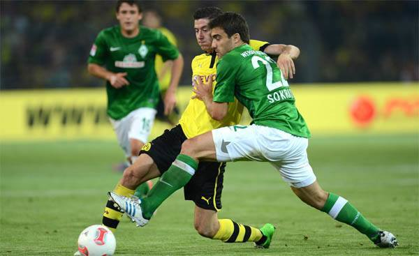 bundesliga game week 33 review third successive loss for bayern munich movie tv tech geeks news. Black Bedroom Furniture Sets. Home Design Ideas