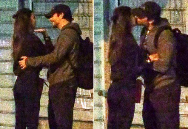 bradley cooper kissing irina shayk dating 2015 gossip