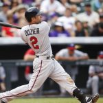 brian dozier top man winner twins american league mlb 2015