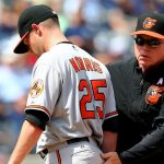bud norris feel up american league orioles loser week 5 mlb 2015