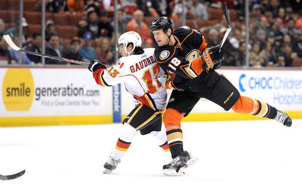 anaheim ducks vs calgary flames 2015 stanley cup playoffs images