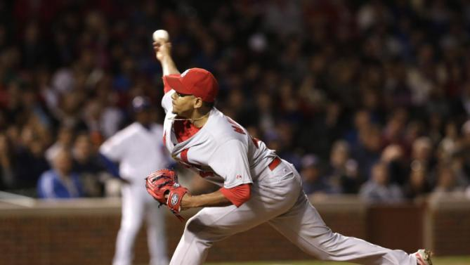 carlos martinez hot top winners national league mlb 2015