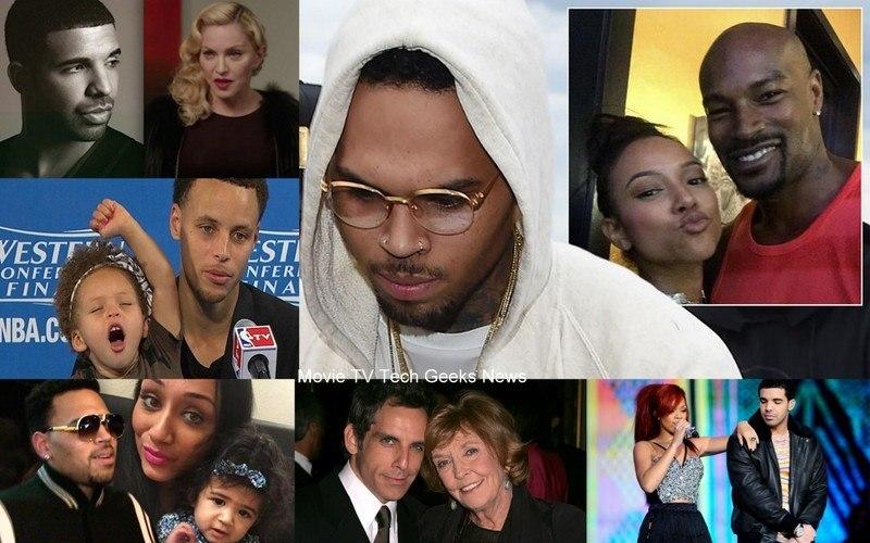 celebrity gossip drake madonna tyson beckford chris brown 2015 images
