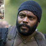 chad l coleman from walking dead has nyc subway breakdown about racism