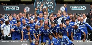 chelsea wins barclays premier league title 2015