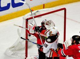 chicago blackhawks beat anaheim ducks 2015 stanley cup playoffs 6